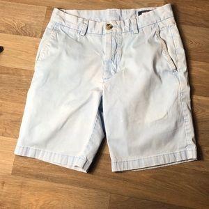 Vineyard Vines shorts size 28 baby blue good shape